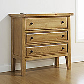 Elements Tuscany Roma 3 Drawer Chest