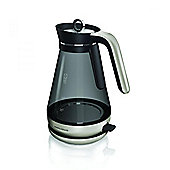 Morphy Richards 108000 Redefine Glass Kettle 1.5L 0.75m Cable 3000w