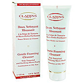 Clarins Gentle Foaming Cleanser with Tamarin (Comb/Oily)