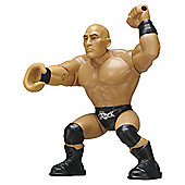 WWE Power Slammers The Rock