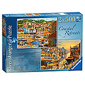 Coastal Retreats 2 x 500pc