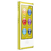 Apple iPod Nano 7th Generation, 16GB, Yellow