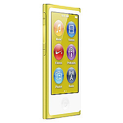 Apple 16GB (7th Gen) nano iPod Yellow