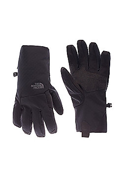 The North Face Mens Apex+ Etip Insulated Glove - Black