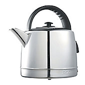 Catering Design Kettle 4L Keep Warm Element in Stainless Steel