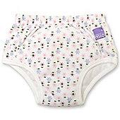 Bambino Mio Training Pants 3+ years (Flower Print)