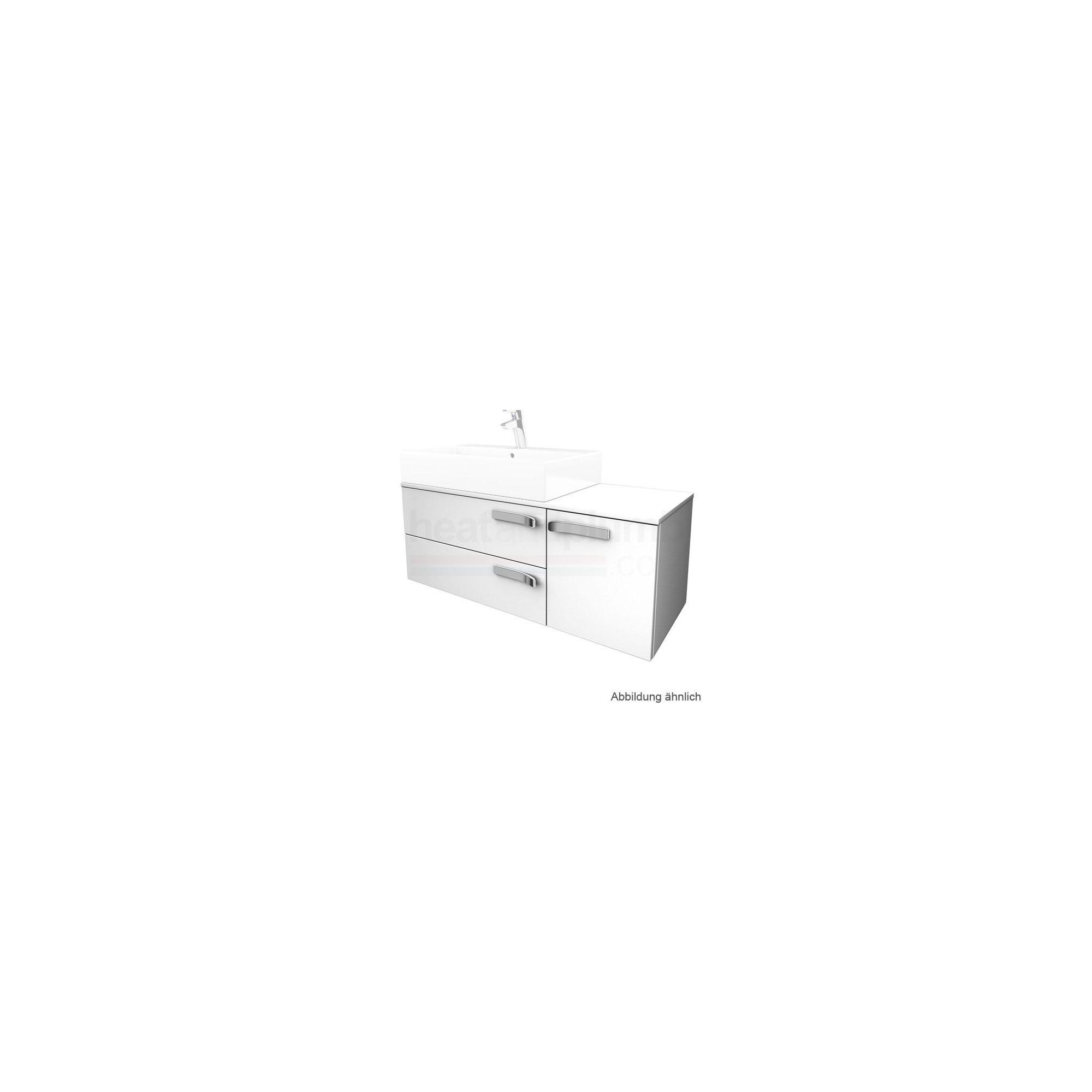 Ideal Standard Strada Combination Storage Unit 1050mm Wide Right Handed Gloss White