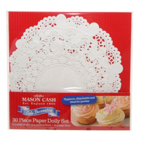 Mason Cash Set of 30 Paper Doily Set