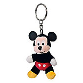 Disney Mickey & Minnie Keyrings (Only 1 supplied)