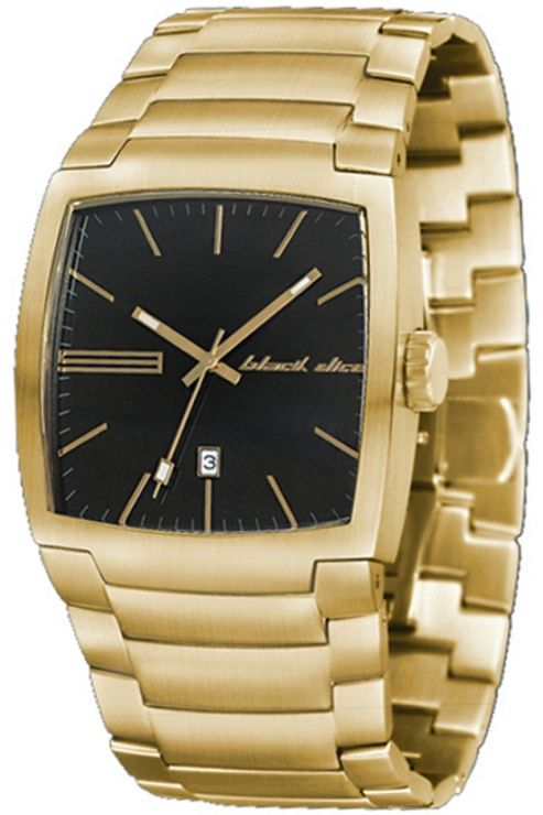 Black Dice Gents Flow Bracelet Watch BD-001-10