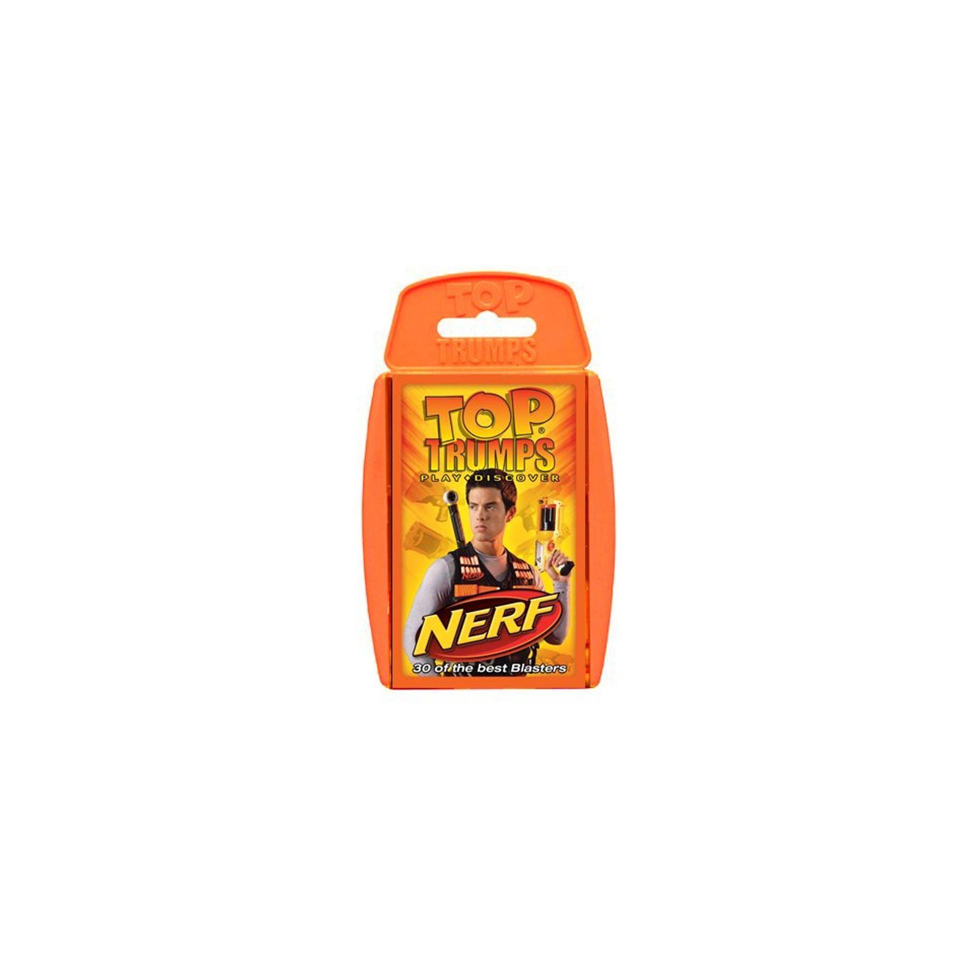 Nerf Top Trumps