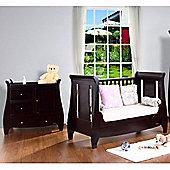 Tutti Bambini Lucas 2 Piece Room Set - Espresso