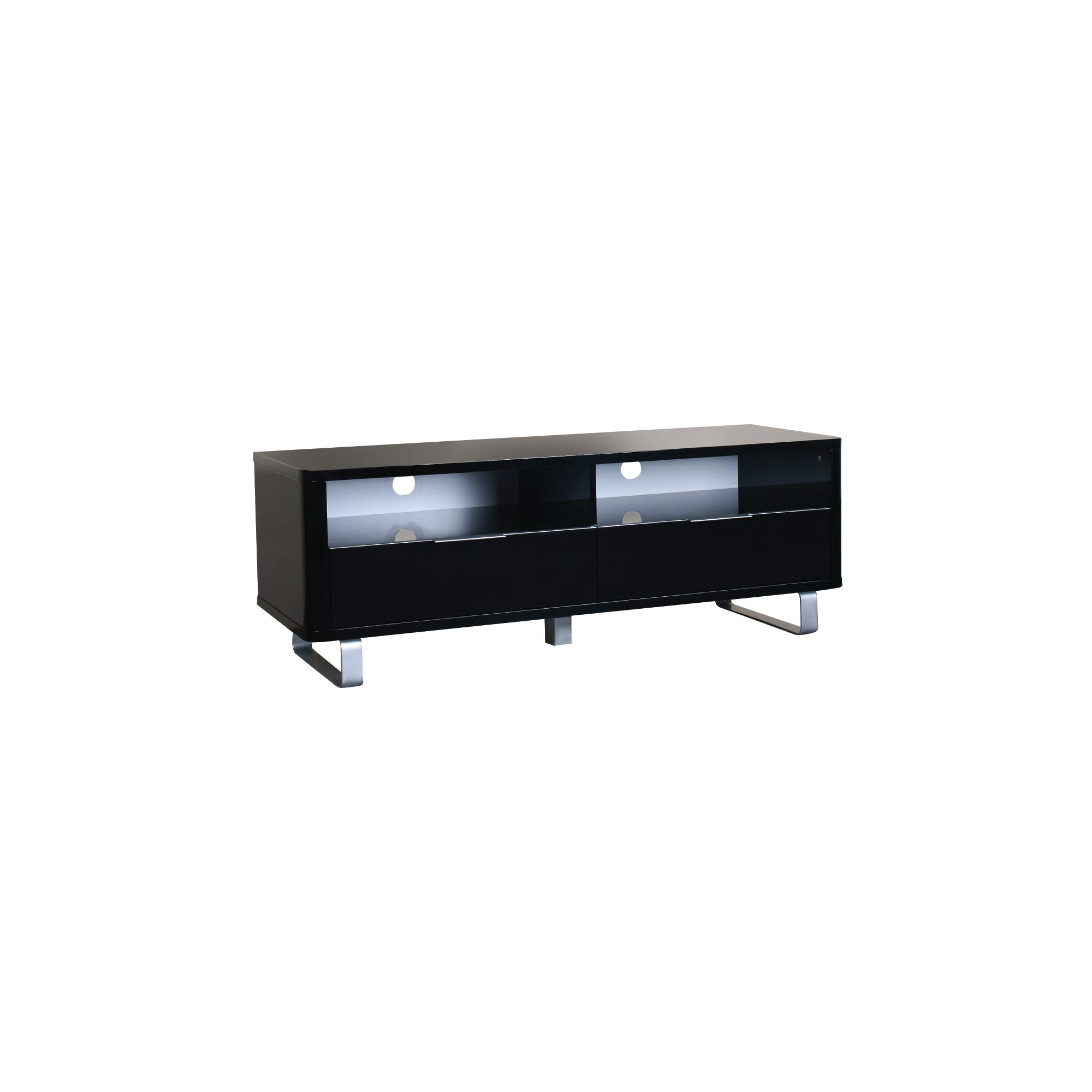 Home Zone Occasional Remedy TV Cabinet - Black at Tesco Direct