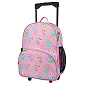 Children's Rolling Luggage- Little Fairies