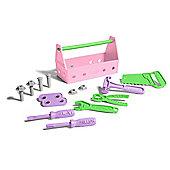 Green Toys TLSP-1011 Tool Set (Pink)