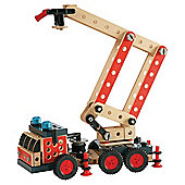 Brio Fire Truck Builder