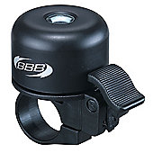 Loud & Clear Bicycle Bell, Black