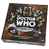 BBC Doctor Who 50th Anniversary DVD Board Game