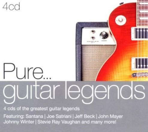 Pure Guitar Legends (4CD)