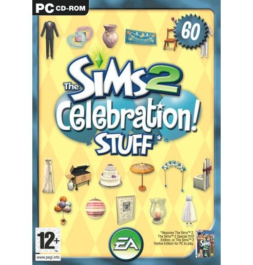 The Sims 2 - Celebration Stuff