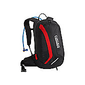 2013 Camelbak 2.0 L Blowfish 20 Hydration Pack Black and Red