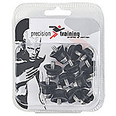 Precision Training 12 x Super Pro Aluminium Tipped Football Studs