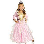 Child Rose Princess Costume Small