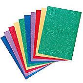 A4 Glitter Card Pack (Pack of 15)
