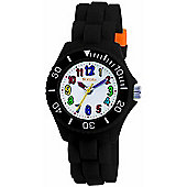 Tikkers Childrens Rubber Strap Watch TK0016