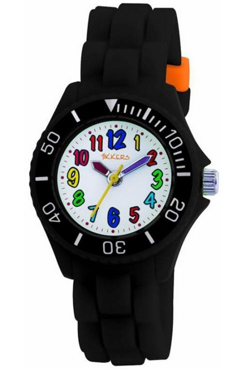 Tikkers Unisex Rubber Watch TK0016