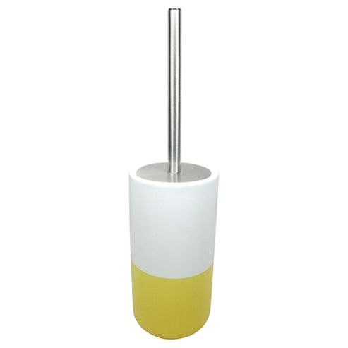 buy tesco yellow dipped ceramic toliet brush from our. Black Bedroom Furniture Sets. Home Design Ideas