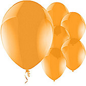Celebration Orange Balloons - 11' Latex Balloon (50pk)