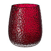 Villeroy & Boch Signature Colours Hurricane Lamp in Red
