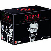 House - Series 1-8 - Complete (DVD Boxset)