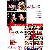 The Holiday & Love Actually (DVD Boxset)