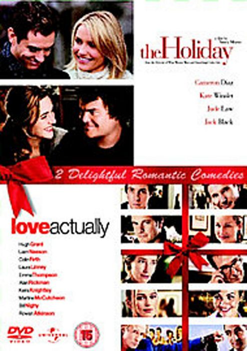 The Holiday/Love Actually (DVD Boxset)