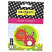 T. Go Create Felt Hand Puppets