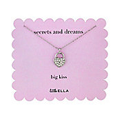 Children's Little Ella Secrets and Dreams Necklace