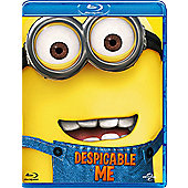 Despicable Me -Blu-Ray + Uv C