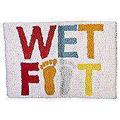 Tesco Wet Feet Bath Mat