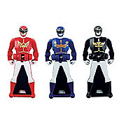 Power Rangers Super Megaforce Ranger Key Set - Megaforce