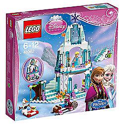 LEGO Disney Princess Frozen Elsa's Sparkling Castle 41062