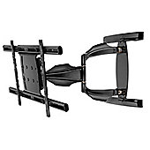 "Peerless SmartMount Extra Large Articulating Wall Bracket for 37-63"" Screens in Gloss Black"