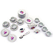 Disney Princess 30 Piece Tea Set