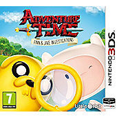 Adventure Time: Finn & Jake Investigations 3DS