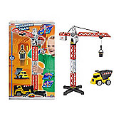 Building Team Crane Playset