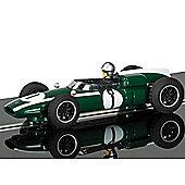 Scalextric Slot Car C3658A Legends Cooper Climax Jack Brabham Ltd Ed