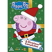 Peppa Pig Vol 20 A Christmas Compilation