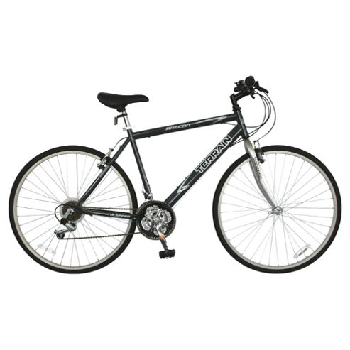 Terrain Brecon Hybrid Bike - Men's