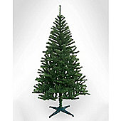 8ft Canadian Pine Green Artificial Christmas Tree